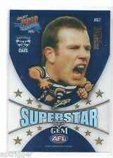 2010 Champions Superstar Gem (MG7) Steve JOHNSON Geelong ***