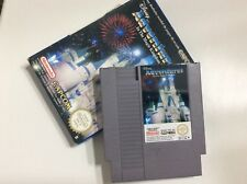 Nintendo NES juego - Disney Adventures In The Magic Kingdom