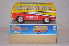 TIN TOY Ichiko -Japan,Bus school 327 lungo 26cm anni 60