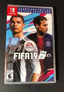 FIFA 19 [ Champions Edition ] (Nintendo Switch) NEW
