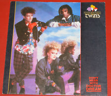 """7"""" Single - TOMPSON TWINS Don't mess with Doctor dream"""