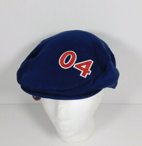 NWT Official 2004 USA OLYMPIC TEAM Olympics ROOTS National Team Beret Hat L / XL