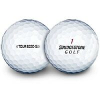 2 Dozen Bridgestone B330'S Mint / AAAAA Factory Renewed Golf Balls No Logos