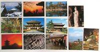 12 x JAPAN Postkarte Nippon Post Cards Asien Asia Ansichtskarten Lot ungelaufen