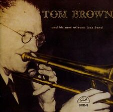 Tom Brown, Tom Brown - New Orleans Jazz Band [New CD]