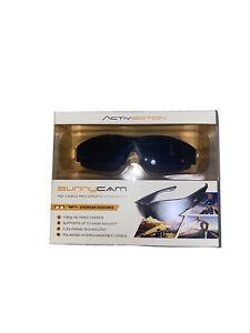 SunnyCam HD Video Recording Eyewear Activ Edition