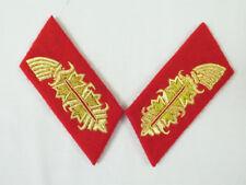 Wehrmacht uniforme cuello espejo general servicio rock chaqueta Generalität