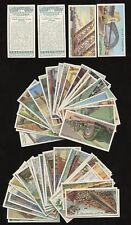 Wills Engineering Wonders SET F/VF cig cards