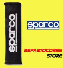 Cuscinetti Copricintura Copricinture SPARCO GT Nero Alcantara - Sportivi