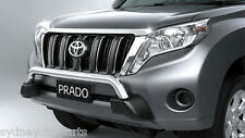 TOYOTA PRADO 150 SERIES NUDGE BAR ALLOY AUG 13 - AUG 17 NEW GENUINE ACCESSORY