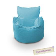 Aqua Chaise Sac enfants résistant aux éclaboussures intérieur extérieur pouf