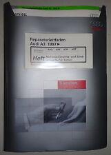 Manuale Officina Audi A3 8L Motronic Iniezione/Sistema di Accensione (4 Zyl Ab
