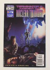 Terminator 2 Judgement Day Nuclear Twilight #3 Paniccia Erskine 1996 Malibu Comi