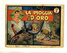 GIM TORO # LA PIOGGIA D'ORO # N.32 5 Gennaio 1947 # Soc.Ed.Cremona Nuova
