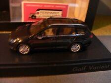 1/43 Herpa VW Golf VII Variant schwarz 707361