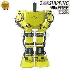 Biped Robotics Humanoid Walking Robot Two Leg Aluminum Frame Robo-Soul H3.0 dt55