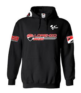 JORGE LORENZO 99 DUCATI MOTOR BIKE GP INSPIRED STYLE 2018 Hoodie, Hoody, Shirt .