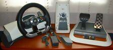 Volante con pedales Xbox 360/S/E Wireless Racing Wheel Force Feedback, Microsoft