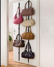 Taschen Garderobe  Ordnungssystem Türhänge** für 16 Taschen  WENKO