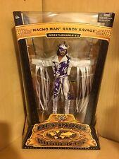 Macho Man Randy Savage Defining Moments Wrestling Action Figure Mattel Elite