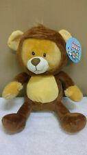NEW Bear in Monkey Suit, Plush Toy, Doll, Stuffed Animal