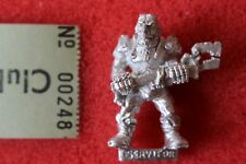 Games Workshop Warhammer 40k Rogue Trader Era Servitor Adeptus Mechanicus OOP A6
