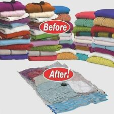 Vacuum Storage Bags - MUST FOR EVERY HOME: --- One Piece