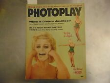 Marilyn Monroe James Dean Photoplay Magazine Oct 1956 #M1921