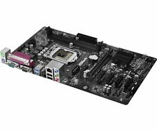 ASRock Motherboard Core i7/5/3 H81 LGA1150 DDR3 ATX Retail MB-H81 PRO BTC 2.0