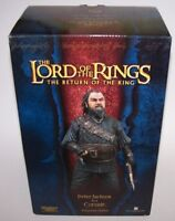 Lord of the Rings Pete Jackson As A Corsair Statue #0254/3500  Sideshow Weta NIB