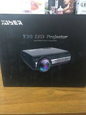 Projector, YABER 6500 Lumens 1080P HD LED Projector With 4D ±50° Keystone...