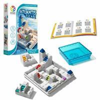 SmartGames Atlantis Escape 3D Travel Game 60 Challenges Ages 8++