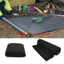 Weed Control Fabric Anti Pest Barrier Heavy Duty Landscape Mulch Ground Cover
