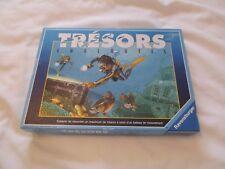 1991 RAVENSBURGER Tresors ENGLOUTIS Fond des Mers Secrets of the Deep JEU GAME