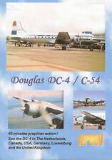 Douglas DC-4 C-54 DVD