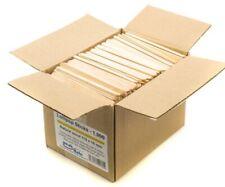 Peak Dale 1000 Natural Craft Lolly Sticks 115 X 10 X 2mm