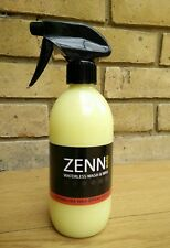 Zenn Auto Waterless Car Wash & Wax Detailer Spray Polish Meguiars Turtle Detail