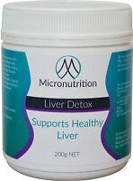 Liver Detox  - Professional Detox & Digestive Health Powder - 40 Serves
