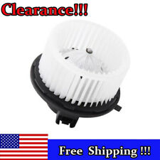 A/C Heater Blower Motor w/ Fan Cage for Chevy GMC Cadillac Hummer