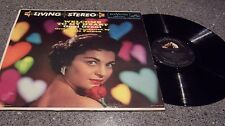 "Gogi Grant ""Welcome to My Heart"" RCA VICTOR LIVING STEREO LP #LSP-1717"