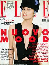 * ELLE */ SET.2013 ELLE incontra Paris Hilton Julie Delpy Christian Lacroix. . .