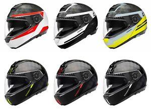 Schuberth C4 Pro Carbon 2020 Flip Front Motorcycle Helmet & Speaker/Microphone