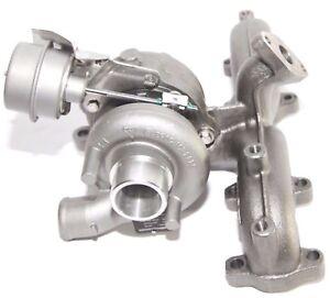 NEW 1.9L VW TDI OEM Replacement VNT15 Golf Jetta beetle Turbocharger Turbo 99-03