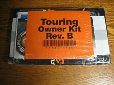 2017 Harley-Davidson Touring Owner's Owners Manual NEW w Leather Pouch & DVD!