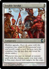 MTG DOUBLE STROKE - CONSPIRACY - CNS - MAGIC