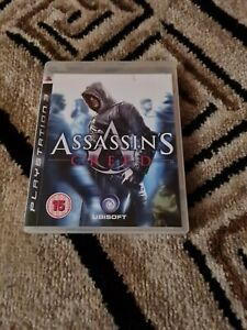 Sony Playstation PS3 Game Assassin Creed