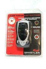 Whistler 1788 Radar Detector Scanner