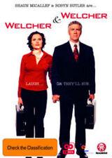 Welcher & Welcher - Complete Series New Pal Cult 2-Dvd Set S. Micallef R. Butler