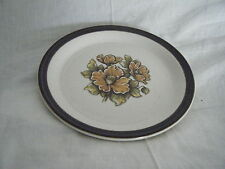 C4 Pottery Barratts Nutwood Side Plate 18cm 7B7B