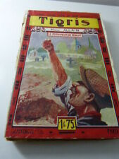 marcel allain , le fossoyeur de minuit , tigris (car04)